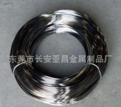 厂家供应304不锈钢弹簧丝 中硬盘丝