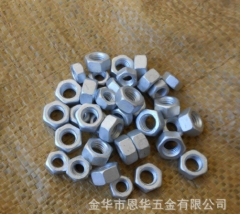 厂家直销 六角螺栓 达克罗镀锌螺丝 螺絲螺栓螺杆标准件加工