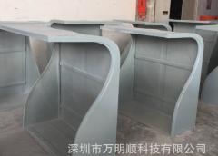物业双分类垃圾回收房 垃圾回收亭 简易环卫垃圾收集亭