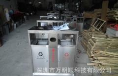 专业生产不锈钢垃圾桶 户外不锈钢垃圾桶 环保垃圾桶