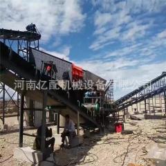 砂石生产线 各类配套制砂生产线 破碎机 石子生产整套设备生产线 件