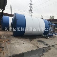 提供50 60 80 100吨等各类立式水泥罐 散装水泥仓 水泥料仓 台