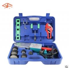 固丰 双温双控热熔器PPR PE管热熔器热熔机组合装热熔器塑焊机 GF-832LS-63