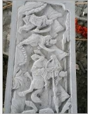 德信石业厂家直销秀雕,精美雕花