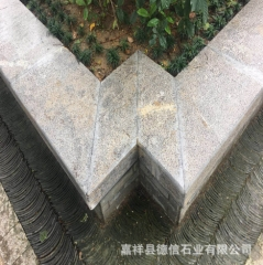 德信厂家直销山东青石 文化石 加厚青石板量大从优