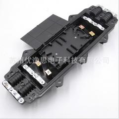 2进2出熔接包光缆接续盒 24芯大D光缆接续包 光纤接头盒防水 ≥1