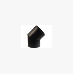 焊制45度弯头 PE管件供应 PE管出口 PE穿线管PE管材管件批发 可定制