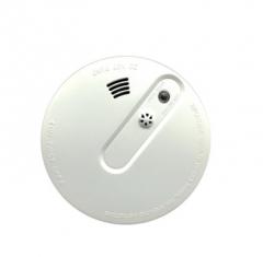 新款烟雾温度一体报警器 无线/独立/联网烟温感探测器 烟雾报警器 zg-700
