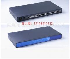 工业级串口服务器 RS-232 RS-485 16口串口器16串口485串口服务器 百灵佳