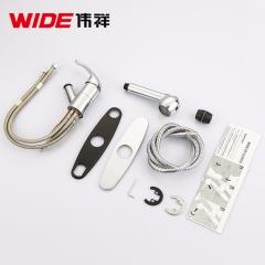 伟祥卫浴OEM/ODM完整产业链优势贴牌代工 厨房冷热抽拉水龙头 109D10054CP