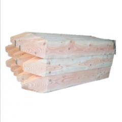 厂家直销花旗松 建筑木方原木加工特种规格松木 花旗松木方板材定
