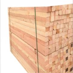 厂家直销木材 花旗松木方板材建筑木材加工户外实木板材