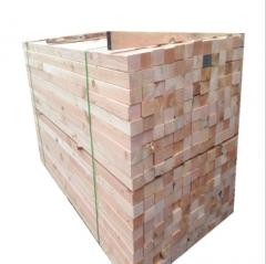 花旗松 木方板材原木圆柱古建筑上海胶合木碳化防腐 花旗木方定制
