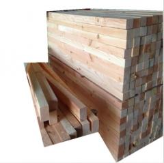 美国花旗松木方四面刨光口料烘干花旗松方木板材可定制产地货源