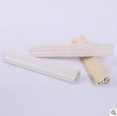 厂家生产36边线装饰线角线 装饰线条竹木纤维集成墙面护墙板配件 36*20mm