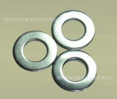 镀锌平垫圈 垫片 大量批发 紧固件 M8M12M14 M8