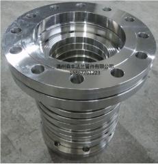 不锈钢法兰316L 不锈钢法兰DN450 16压力 板式平焊突面法兰