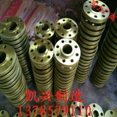 凯兴美标A105法兰SO平焊法兰WN带颈对焊法兰美标ANSI凸面法兰尺寸 DN15-DN2000