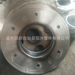 批发定制异形高压人孔法兰不锈钢带颈对焊法兰大型焊接耐高温法兰