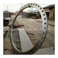 生产定制大型人孔法兰碳钢高压法兰平焊焊接法兰高压长颈异形法兰 A105美标法兰DN150-300