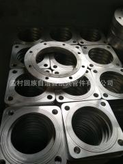 生产供应盲板法兰 锻打管件 铝焊环 质优价