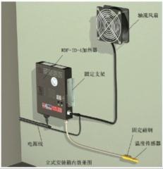 PTC风扇式加热器 机柜除湿机 可接负载具有加热和散热功能 ≥1