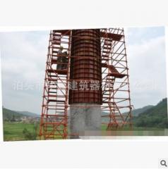安全爬梯施工桥梁施工爬梯建筑爬梯基坑梯笼