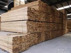 建筑木方 木材模板 工地用方条 100MM*100MM