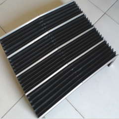 伸缩风琴防护罩机床风琴式护罩 导轨防油皮老虎厂家生产 1-9 件