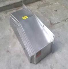 杭州友佳VMP-40A加工中心伸缩防护罩 友嘉机床伸缩护板厂家销售 1-9 件