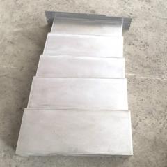 加工中心XH850全罩式防护罩 汉川镗铣床导轨伸缩防护板厂家定做 1-9 件
