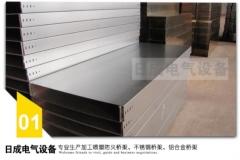 厂家直销镀锌防火桥架400*200 喷塑节能槽式桥架 欢迎来电选购 60-99