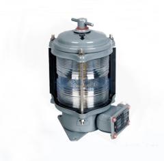 厂家直销船用灯具 CXH3-2C桅灯 航行信号灯 不带灯泡 铝制 1-49 只