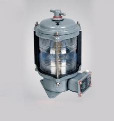 船用灯具 CXH6-2C左环照灯 航行信号灯 不带灯泡 铝制 1-49 只