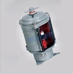 厂家直销船用灯具 CXH2-2C左舷灯单层航行信号灯 不带灯泡 铝制 1-49 只