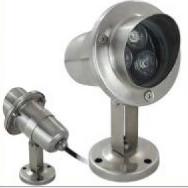 led水底灯 3w12w18w36w七彩水下灯 喷泉灯 户外防水射灯投光灯 3W