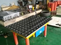 定制三维柔性焊接平台 三维板 三维平台 工量具