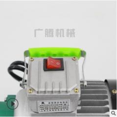 手提自吸齿轮泵 电动润滑抽油泵 便捷式齿轮泵 黄油机油润滑油泵 WCB220V-370W