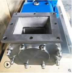 广腾机械 不锈钢凸轮转子泵 胶体泵 蝴蝶泵 三叶泵 厂家直销 LX3A-3-0.9-0.55KW整机