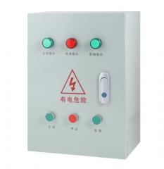 三相380V电机正反转配电箱 搅拌机卷扬机控制箱 倒顺开关2.2/4KW ≥1
