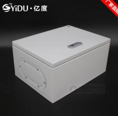 亿度基业箱500*600*250新型豪华配电箱明装布线箱开关箱成套定制 ≥1
