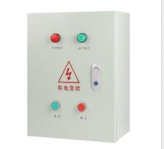 7.5KW电机启动箱 控制箱风机/水泵控制柜马达启动停止配电箱5.5KW ≥1