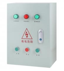 三相7.5KW控制电机正反转配电箱搅拌机卷扬机吊机倒顺开关可逆5.5 ≥1