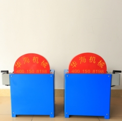 华海品质批发供应钢管机排栅螺母建筑扣件理丝机厂家直销 550×500×600mm