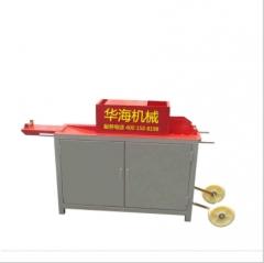 钢管调直机建筑供应华海机械钢管喷漆机厂家直销钢管调直机建筑 HH-48P12