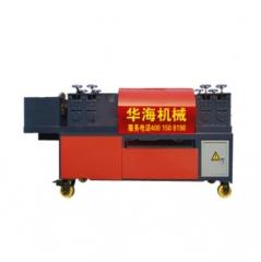 价格实惠钢筋和预应力机械双曲线调直机钢管调直机HH-48B12调直机 HH-48B12