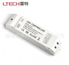 雷特DX8 RGBW灯带4区LED控制器 RGBW触摸面板 多区调光面板 ≥10 个
