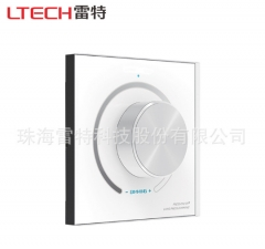 雷特 D61 单色led控制器 0-10V调光器LED旋钮调光器led旋钮调光器 ≥10 个