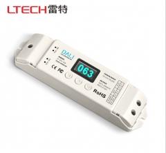 雷特led控制器 恒压 DALI调光驱动器LT-451-12A dali调光 无频闪 ≥100 个