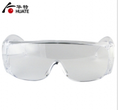 安全防护眼镜打磨防尘防飞溅防冲击防风沙透明平光工业护目镜